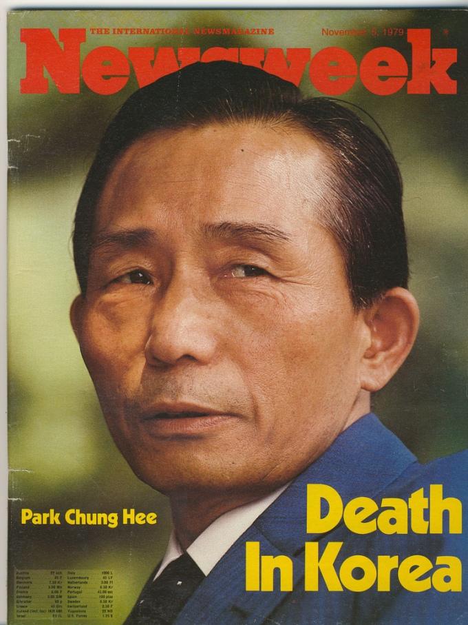 Nhà độc tài Hàn Quốc Park Chung-hee